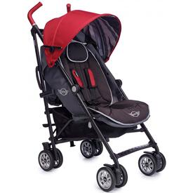 EASYWALKER MINI BUGGY XL STROLLER UNION RED