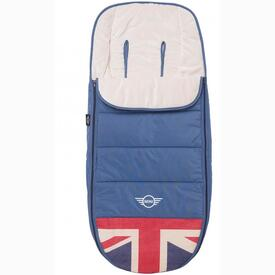 EASYWALKER MINI FOOTMUFF UNION JACK VINTAGE