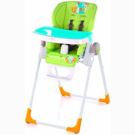 FOLDING HIGH CHAIR JANE MILA ANIMALS DOTS S41