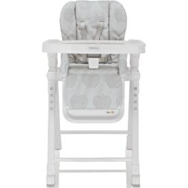 HIGHCHAIR FOR BABIES INGLESINA GUSTO SILVER