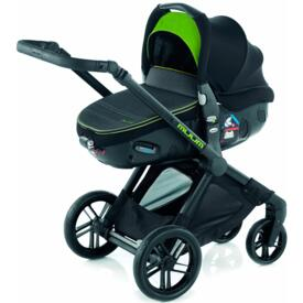 JANÉ MUUM MATRIX LIGHT 2 PUSHCHAIR S47 GRASS