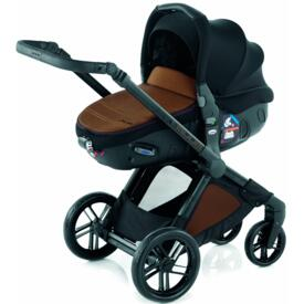 JANÉ MUUM MATRIX LIGHT 2 PUSHCHAIR S52 BROWN