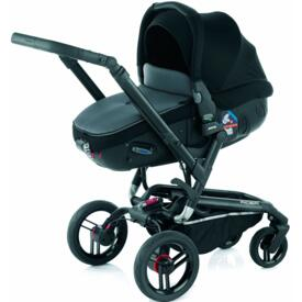 JANE RIDER PUSHCHAIR MATRIX LIGHT 2 S49 BLACK