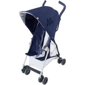 MARK II MACLAREN STROLLER MIDNIGHT NAVY