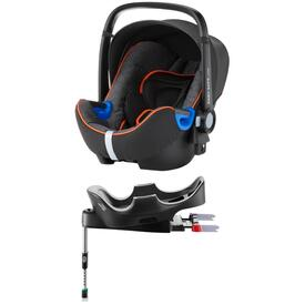 PACK BABY SAFE I-SIZE CAR SEAT RÖMER COSMOS BLACK MARBLE