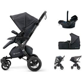 PUSHCHAIR CONCORD NEO MOBILITY SET COSMIC BLACK