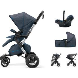 PUSHCHAIR CONCORD NEO MOBILITY SET DEEP WATER BLUE
