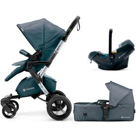 PUSHCHAIR CONCORD NEO MOBILITY SET GRAPHITE GREY