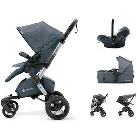 PUSHCHAIR CONCORD NEO MOBILITY SET STEEL GREY