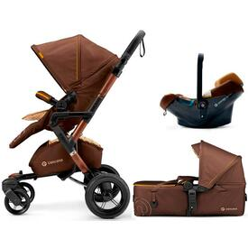 PUSHCHAIR CONCORD NEO  MOBILITY SET WALNUT BROWN