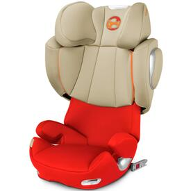 SOLUTION Q3 FIX CYBEX CAR SEAT AUTUMN GOLD