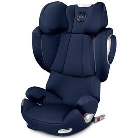 SOLUTION Q3 FIX CYBEX CAR SEAT MIDNIGHT BLUE