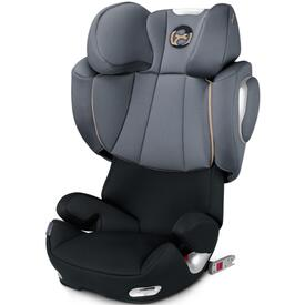 SOLUTION Q3 FIX CYBEX CAR SEAT MIDNIGHT BLUE_2045