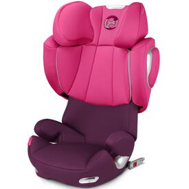 SOLUTION Q3 FIX CYBEX CAR SEAT MYSTIC PINK