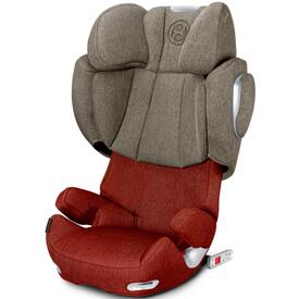 SOLUTION Q3 FIX CYBEX CAR SEAT PLUS AUTUMN GOLD