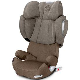 SOLUTION Q3 FIX CYBEX CAR SEAT PLUS CASHMERE BEIG