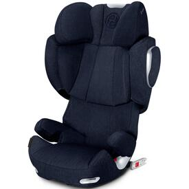 SOLUTION Q3 FIX CYBEX CAR SEAT PLUS IMIDNIGHT BLUE