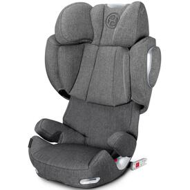 SOLUTION Q3 FIX CYBEX CAR SEAT PLUS MANHATTAN GREY
