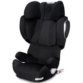 SOLUTION Q3 FIX CYBEX CAR SEAT PLUS STARDUST BLACK