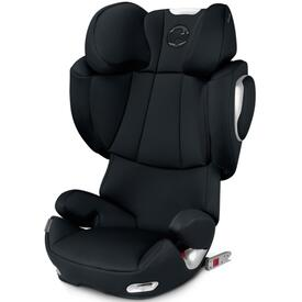 SOLUTION Q3 FIX CYBEX CAR SEAT STARDUST BLACK