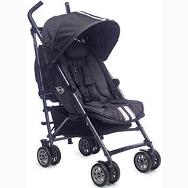 STROLLER EASY WALKER MINI BUGGY THUNDER GREY
