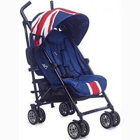 STROLLER EASY WALKER MINI BUGGY UNION JACK CLASSIC