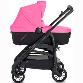 STROLLER INGLESINA TRILOGY COLORS DEEP PEGGY PINK