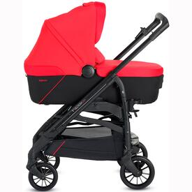STROLLER INGLESINA TRILOGY COLORS DEEP RACE RED