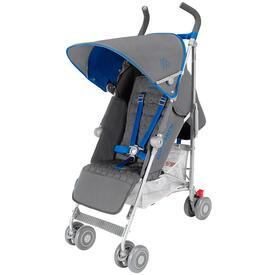 Stroller Quest Maclaren Charcoal Harbour Blue