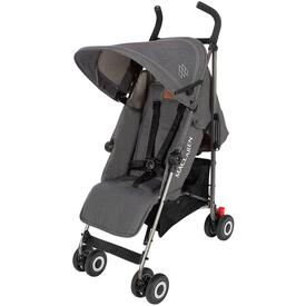 STROLLER QUEST MACLAREN DENIM CHARCOAL