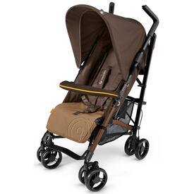 STROLLER QUIX CONCORD WALNUT BROWN