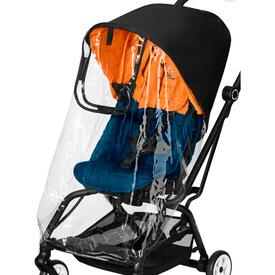 TRANSPARENT RAIN COVER FOR CYBEX EEZY S TWIST STROLLER
