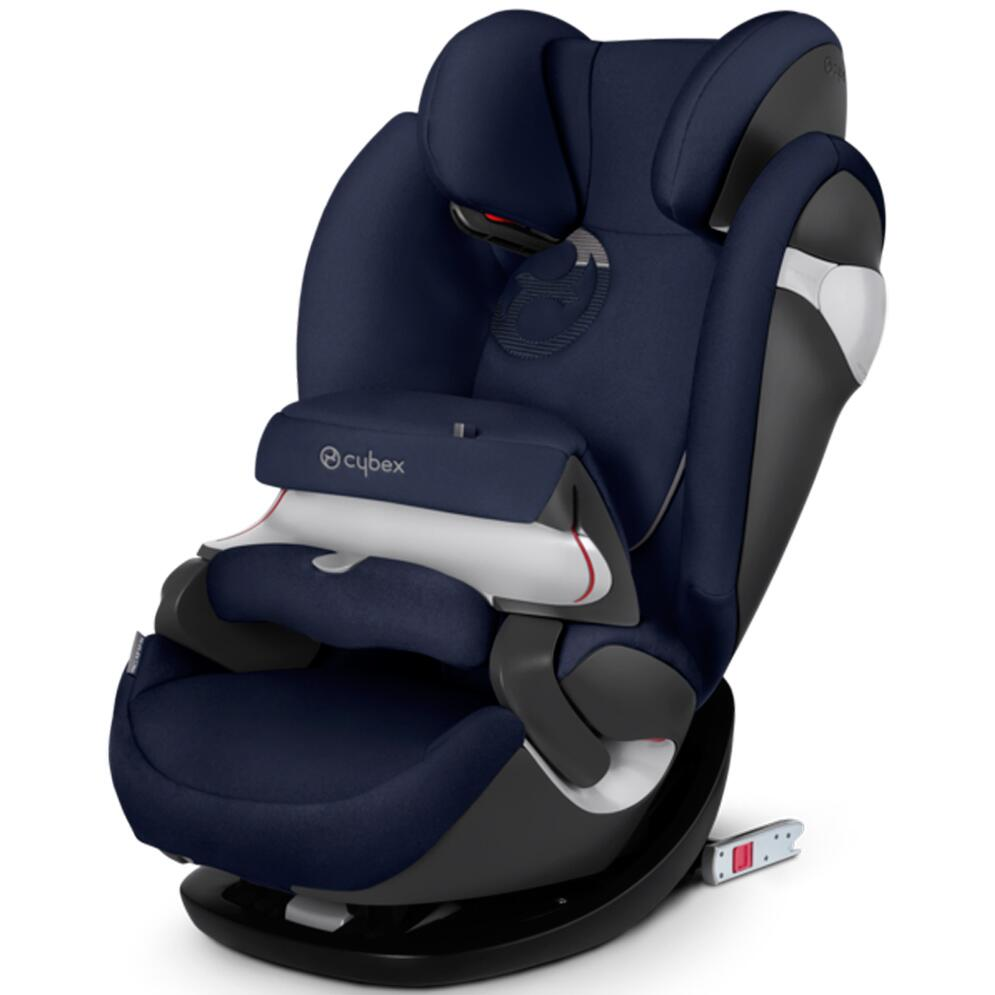 Cybex Pallas M Fix Car Seat Midnight Blue Algateckids Com